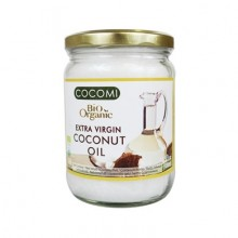 OLEJ KOKOSOWY VIRGIN BIO 500 ml - COCOMI
