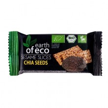 SEZAMKI Z CHIA BIO 18 g - EARTH OF ECO
