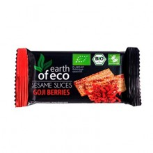 SEZAMKI Z JAGODAMI GOJI BIO 18 g - EARTH OF ECO